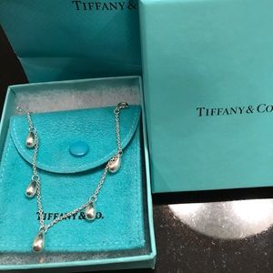 Tiffany & Co. Elsa Peretti Raindrop Bracelet